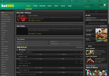 bet365 poker login