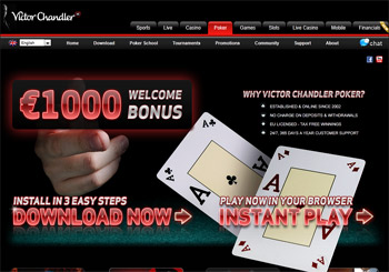 vc bet poker